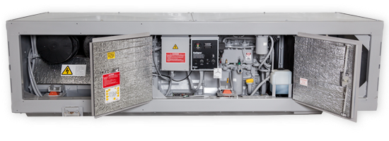 Under-Car Generators for Rail Cars - Stadco Diesel Generators