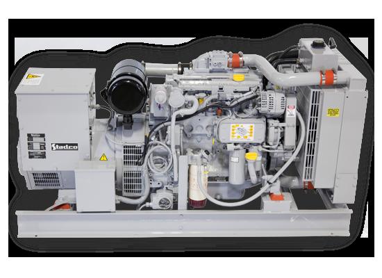 STADCO GENERATORS – CD-Series Mobile Generators